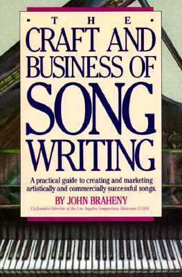 Craft+business of Songwriting