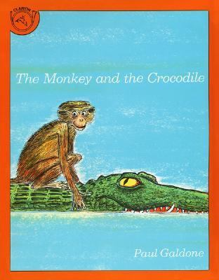 Monkey and the Crocodile A Jataka Tale from India