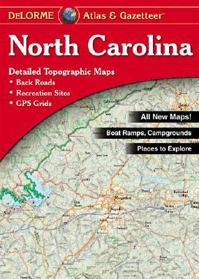North Carolina Atlas and Gazetteer 2006