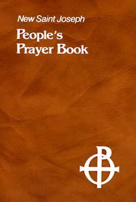 People's Prayer Book New Saint Joseph  Brown Leather