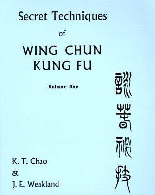 Secret Techniques of Wing Chun Kung Fu Sil Lim Tao
