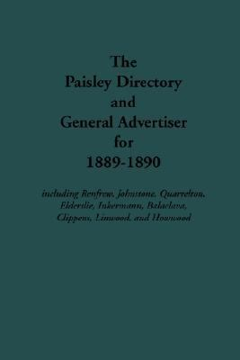 Paisley Directory and General Advertiser for 1889-1890