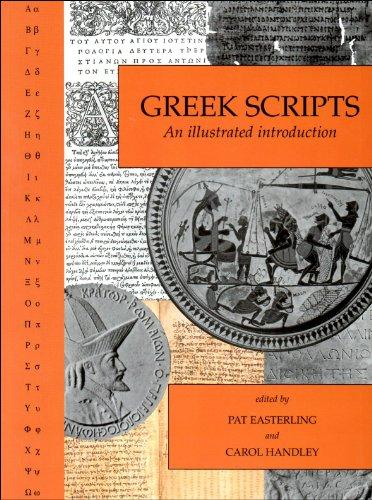 GREEK SCRIPTS An Illustrated Introduction