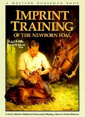 Imprint Training of Newborn Foal