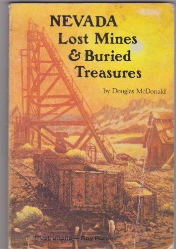 Nevada Lost Mines and Buried Treasures (Prospecting and Treasure Hunting)