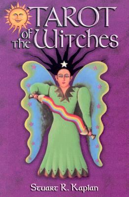 Tarot of the Witches Book The Only Complete and Authentic Illustrated Guide to the Spreading and Interpretation of the Popular Tarot of the Witches Fortune-Telling Deck With ca