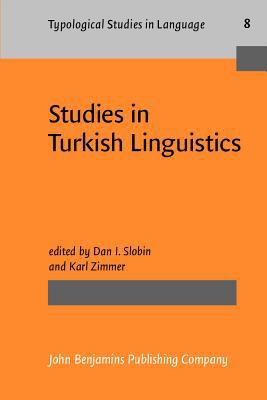 Studies in Turkish Linguistics