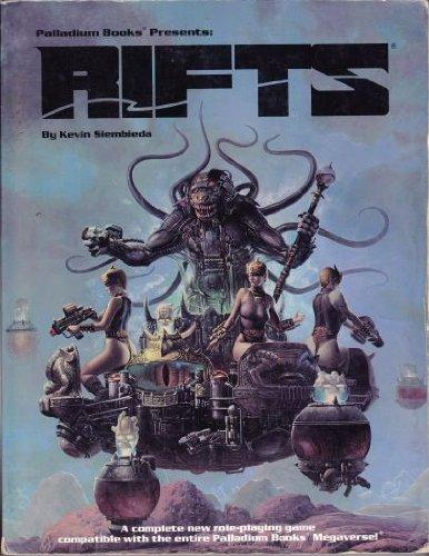 Rifts: Role-Playing Game