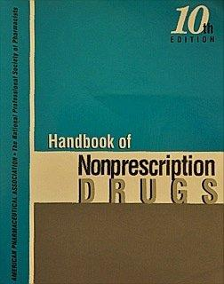 Handbook of Nonprescription Drugs and Product Updates