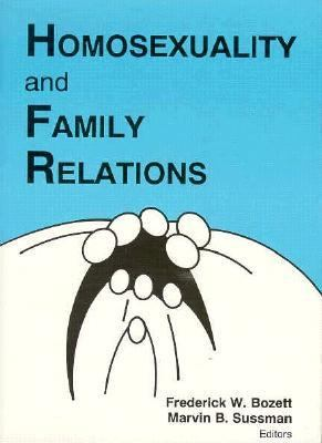 Homosexuality and Family Relationships