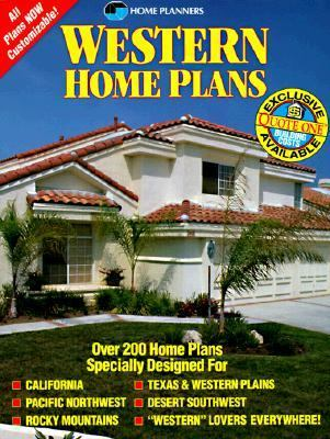 Western Home Plans: Over 200 Home Plans
