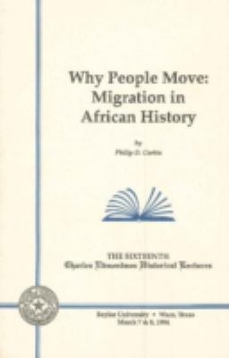 Why People Move Migration in African History