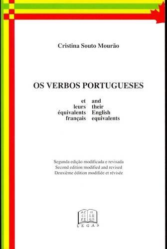Os Verbos Portugueses (et leurs equivalents francais / and their English equivalents) (Pedagogical Series)