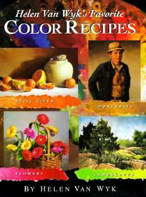 Helen Van Wyk's Favorite Color Recipes - Helen Van Wyk - Hardcover - REVISED