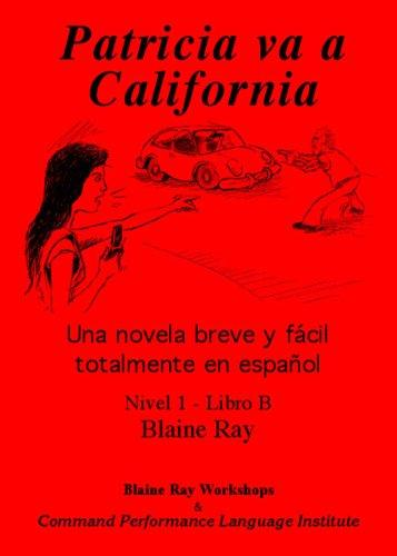 Patricia va a California (Spanish Edition)