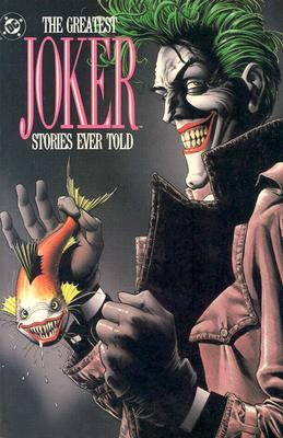 Greatest Joker Stories Ever Told