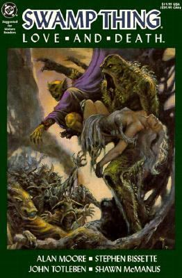 Swamp Thing Love and Death