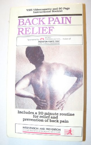 Feeling Fine Back Pain Relief (Intervention and Prevention A Comprehensive Approach to Back Care)