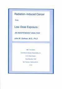 Radiation-Induced Cancer from Low-Dose Exposure: An Independent Analysis