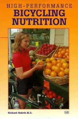 High-Performance Bicycling Nutrition