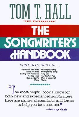 The Songwriter's Handbook - Tom T. Hall - Hardcover - REVISED