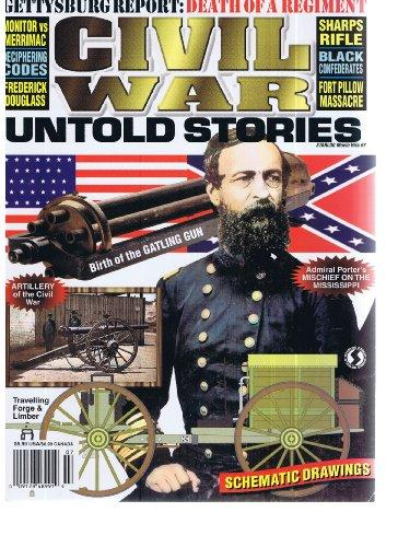 Untold Stories of the Civil War Volume 5