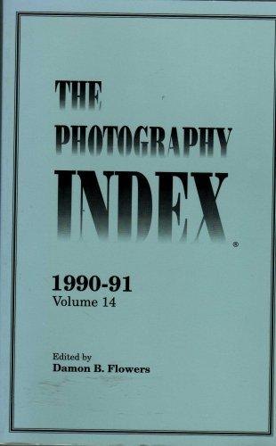 The Photography Index 1990-91, Volume 14