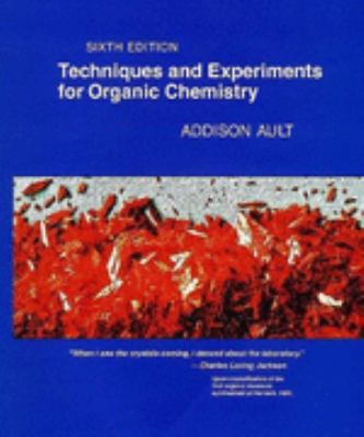 Techniques and Experiments for Organic Chemistry