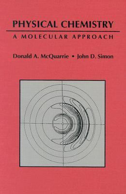 Physical Chemistry: A Molecular Approach