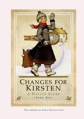 Changes for Kirsten A Winter Story