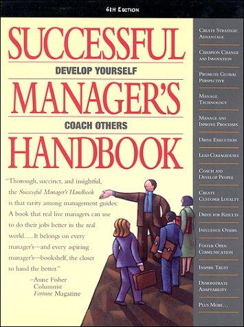 Successful Manager's Handbook, 6th Edition
