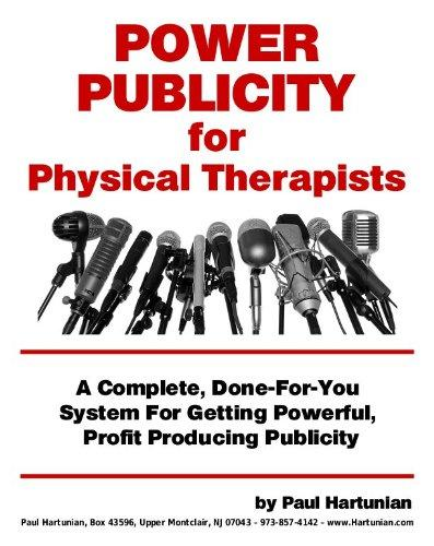 Power Publicity For Physical Therapists