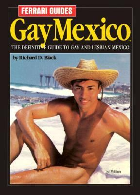 Ferrari Guides' Gay Mexico - Richard D. Black - Paperback