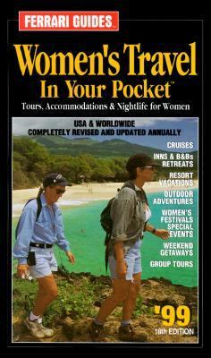 Ferrari Guides' Women's Travel in Your Pocket: The World of Travel for Women - Ferrari International - Paperback - 18TH POCKE