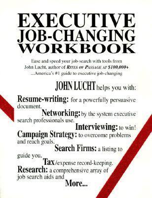 Executive Job-Changing Workbook