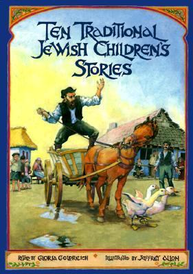 10 Traditional Jewish Children's Stories