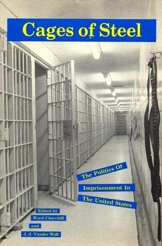 Cages of Steel: The Politics of Imprisonment in America (Activism, Politics, Culture, Theory, Vol. 4)
