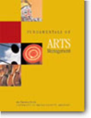management and the arts 5th edition pdf