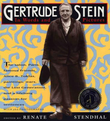 Gertrude Stein In Words and Pictures  A Photobiography