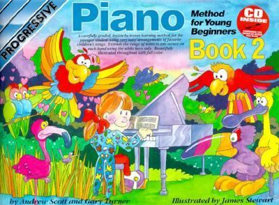Progressive Piano Method for Young Beginners: Book 2 (Progressive Young Beginners)