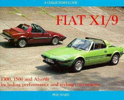Fiat X1-9 Collectors Guide