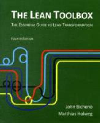 The Lean Toolbox 4th Edition