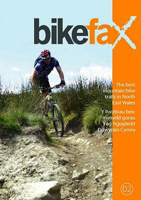 The Best Mountain Bike Trails in North East Wales: Including the Clwydian Range, the Berwyn Mountains, Mynydd Hiraethog, and Coed Llandegla (Bikefax Mountain Bike Guides) (English and Welsh Edition)