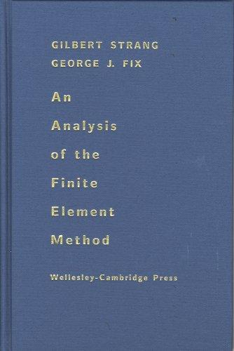 An Analysis of the Finite Element Method