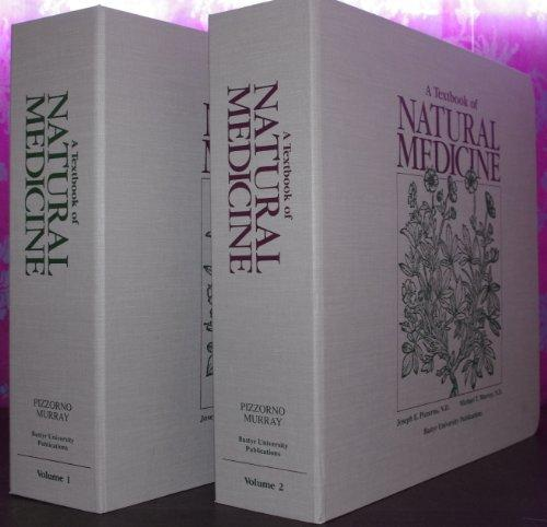A Textbook of Natural Medicine (2 Volume Set)