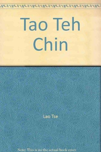 Tao Teh Chin: The Taoists' New Library