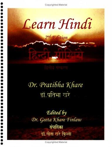 Learn Hindi, Second Edition