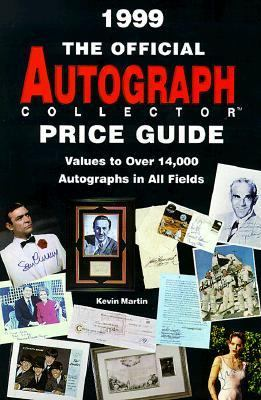 Official Autograph Collector Price Guide 1999