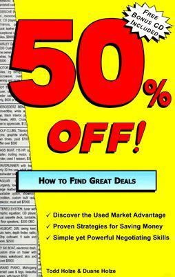 50% Off How to Find Great Deals