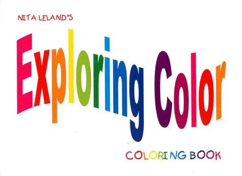 Exploring Color Coloring Book